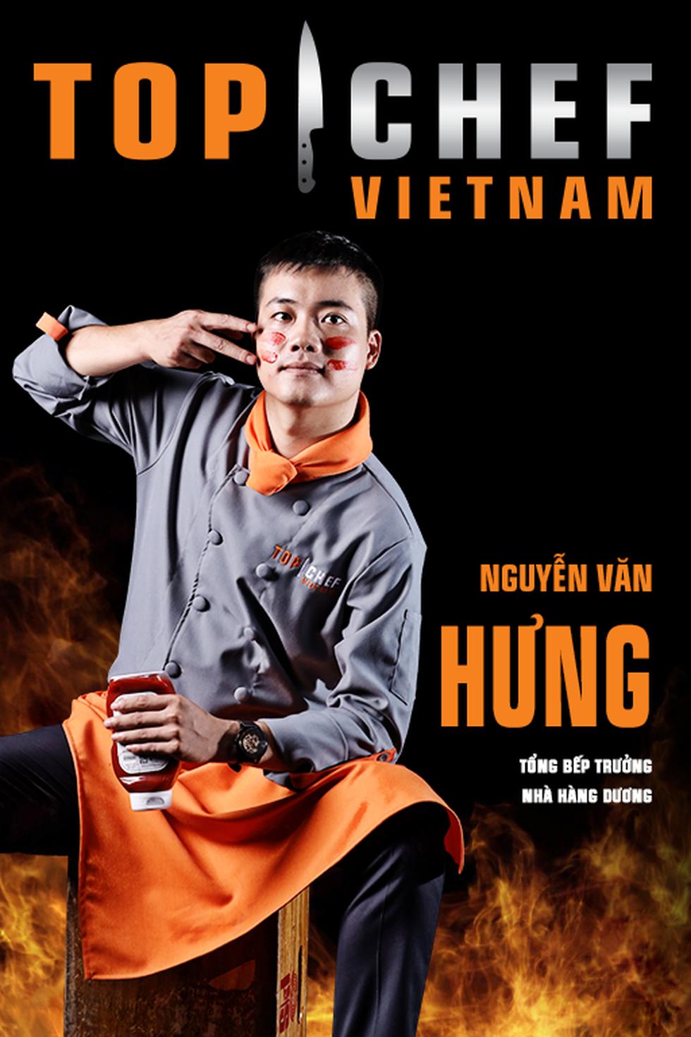 Lộ diện top 14 Đầu bếp thượng đỉnh - Top chef Vietnam 2019 - Ảnh 14.