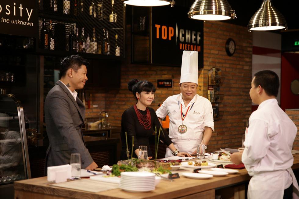 Lộ diện top 14 Đầu bếp thượng đỉnh - Top chef Vietnam 2019 - Ảnh 3.