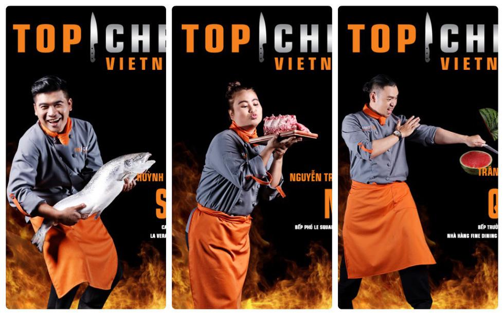 Lộ diện top 14 Đầu bếp thượng đỉnh - Top chef Vietnam 2019 - Ảnh 1.