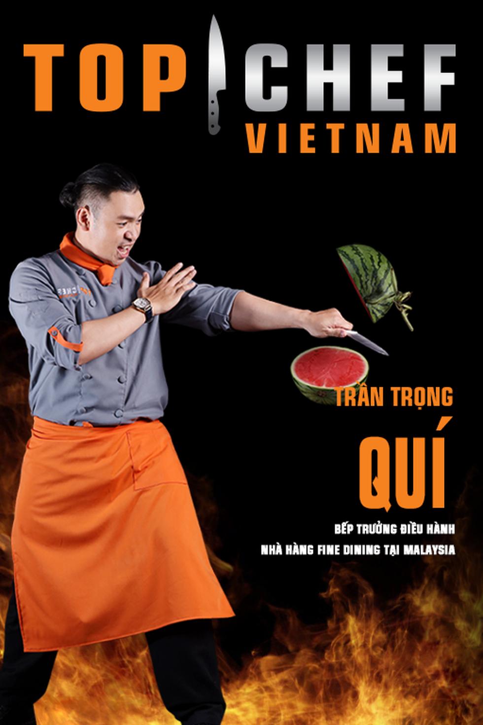 Lộ diện top 14 Đầu bếp thượng đỉnh - Top chef Vietnam 2019 - Ảnh 16.