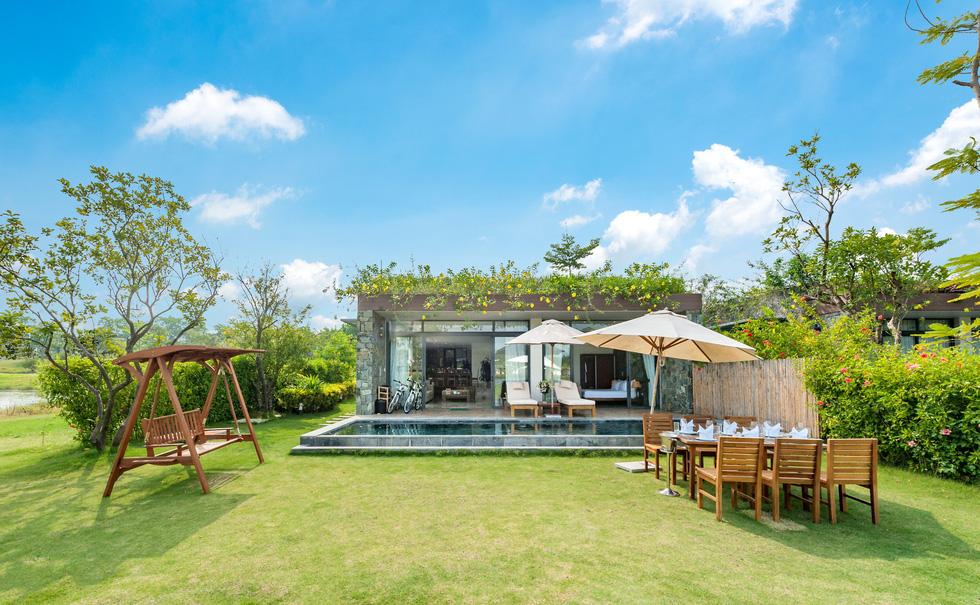 Flamingo Holistay Villas - có một chốn nghỉ dưỡng như ở nhà - Ảnh 2.