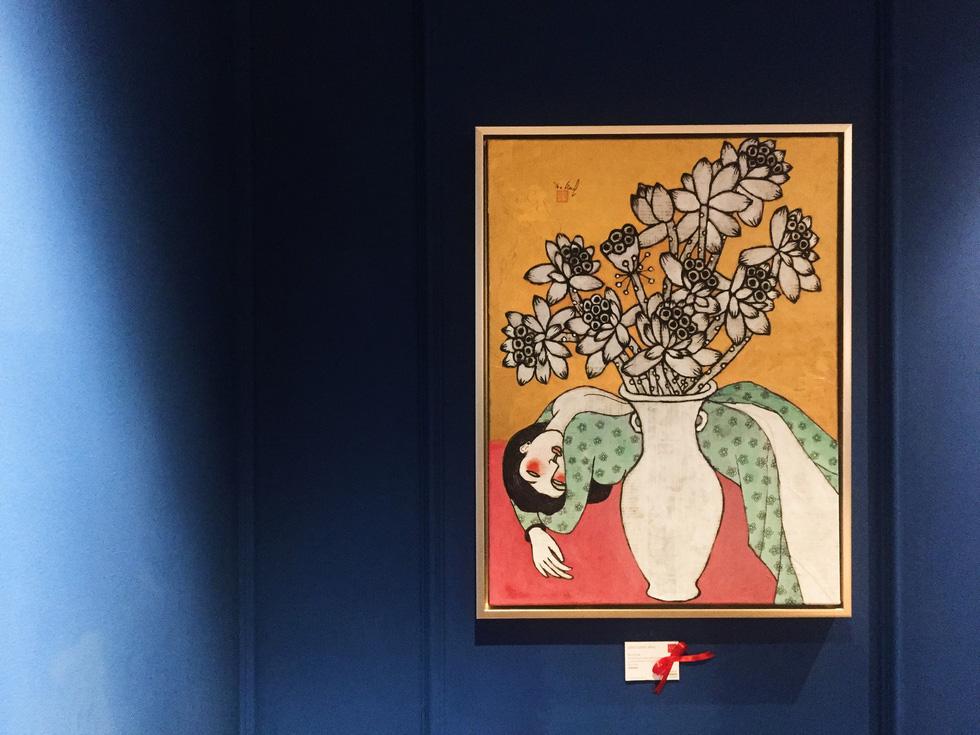 Bến mơ của Đặng Dương Bằng: hoa sen mọc ở xứ người - Ảnh 1.
