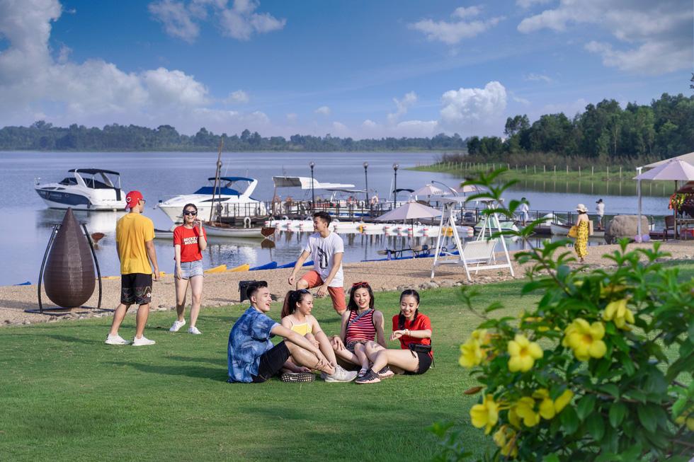 Flamingo Holistay Villas - có một chốn nghỉ dưỡng như ở nhà - Ảnh 4.