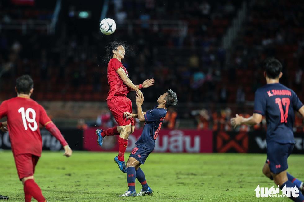 Trận đấu quả cảm của tiền vệ Tuấn Anh - Ảnh 1.