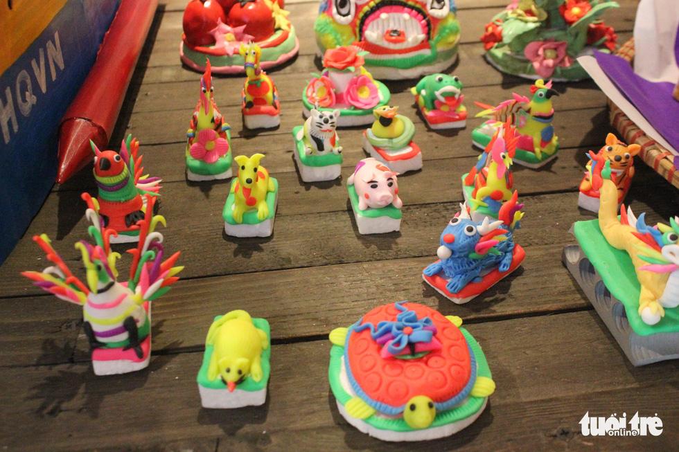 Mấy ai còn nhớ những món đồ chơi Trung thu truyền thống - Ảnh 11.