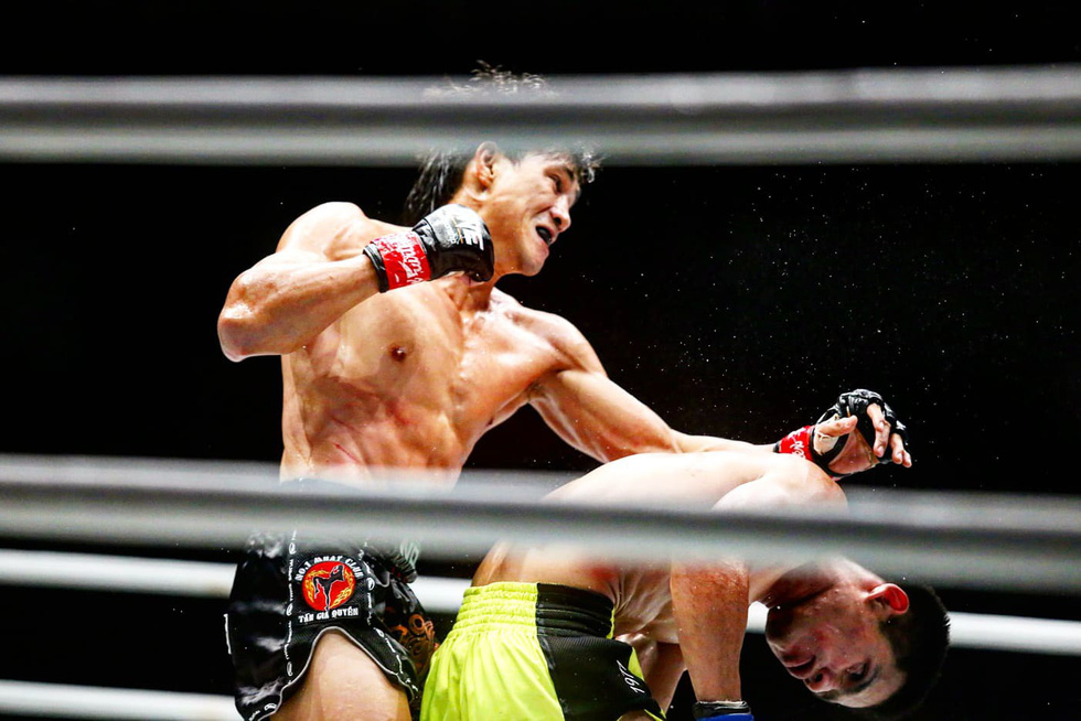 Đại chiến tưng bừng trong lần đầu tiên One Championship đến VN - Ảnh 8.