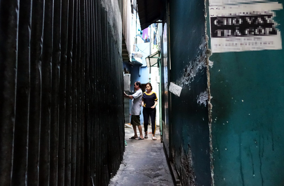 Thiệt khó tin khi Sài Gòn có những con hẻm một người - Ảnh 4.