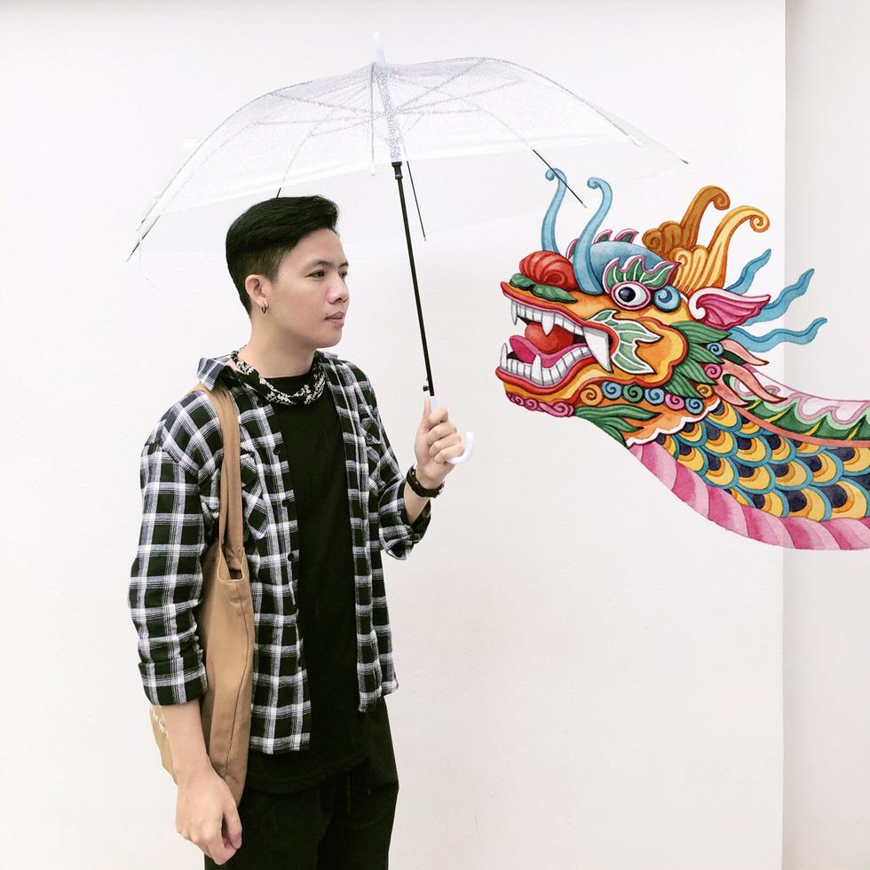 Chết thèm với thế giới món ăn trên tranh của chàng trai Việt - Ảnh 12.