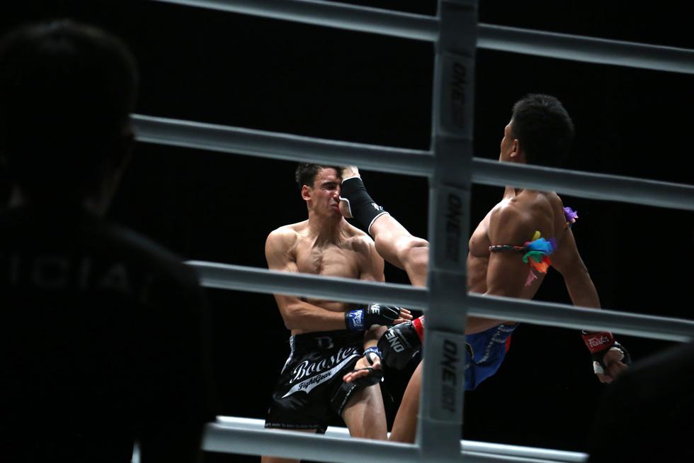 Đại chiến tưng bừng trong lần đầu tiên One Championship đến VN - Ảnh 4.