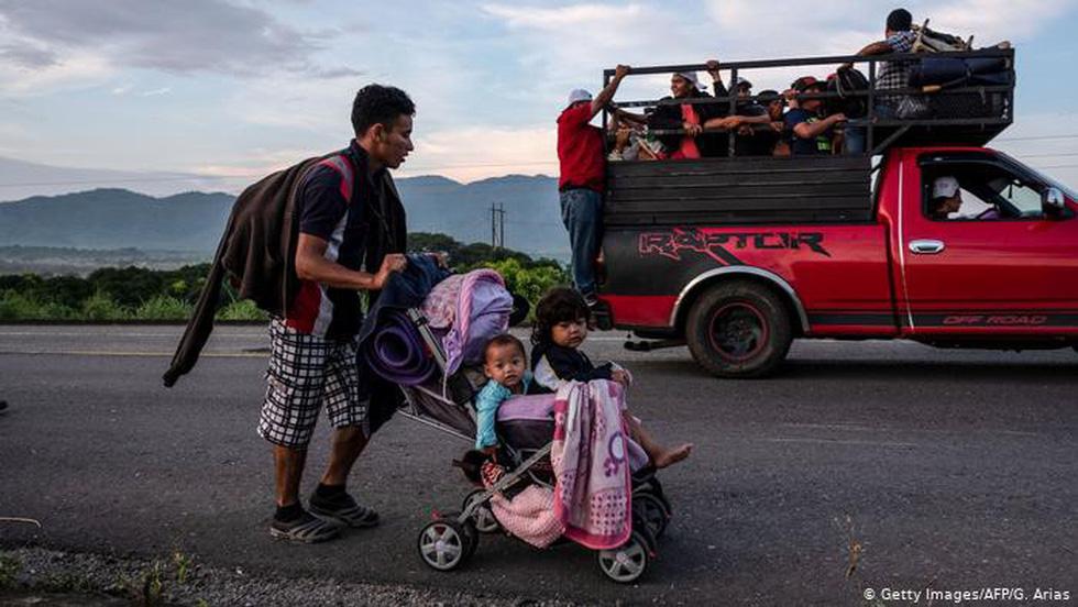 Bộ ảnh 'Đoàn người di cư' thắng giải Ảnh báo chí Quốc tế - Ảnh 5.