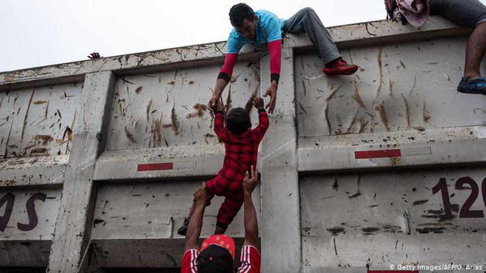 Bộ ảnh 'Đoàn người di cư' thắng giải Ảnh báo chí Quốc tế - Ảnh 4.