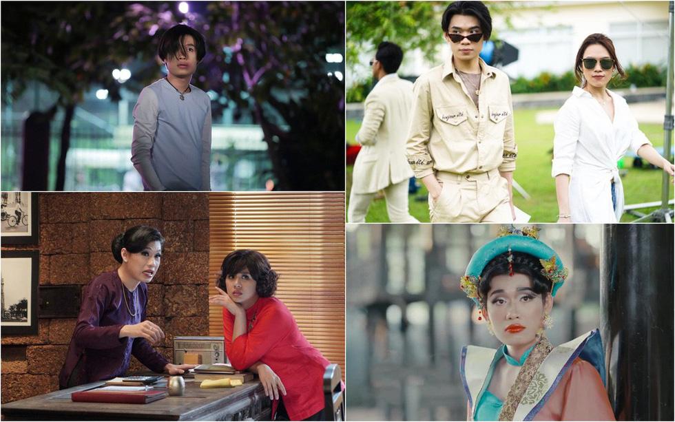 Quang Trung: Diễn hài không chỉ cần duyên - Ảnh 4.