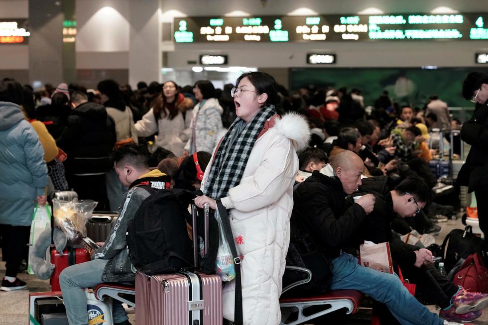 Trung Quốc vào cuộc 'Xuân vận' lớn nhất hành tinh với 3 tỉ chuyến về quê ăn Tết - Ảnh 8.