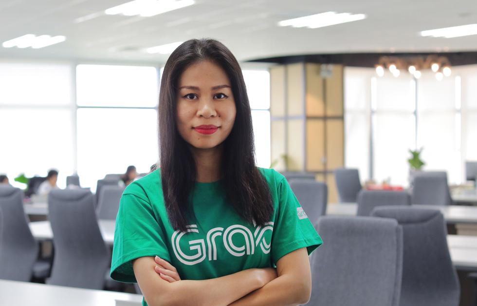 Grab có nữ giám đốc mới là người Việt Nam - Ảnh 1.