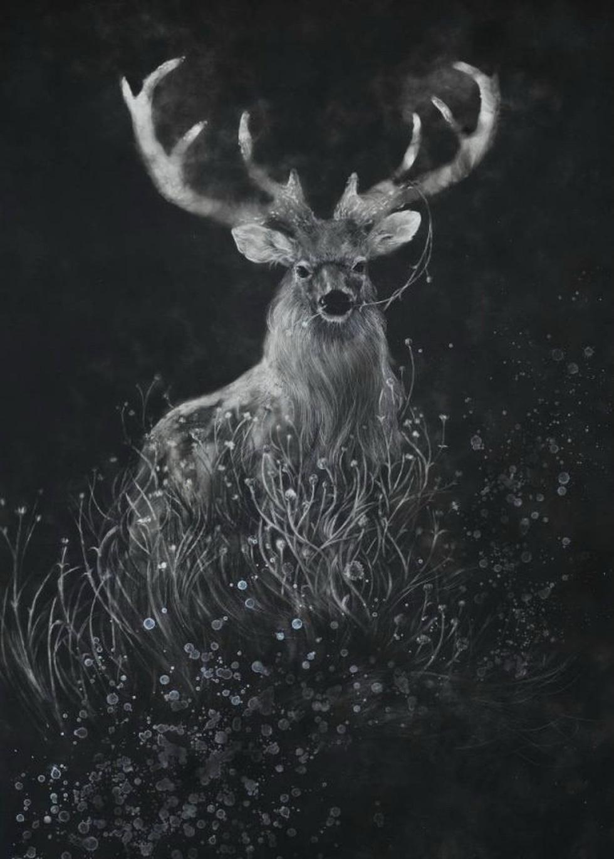 Loài vật trong làn khói đen: hùng vĩ và kinh hãi - Ảnh 3.