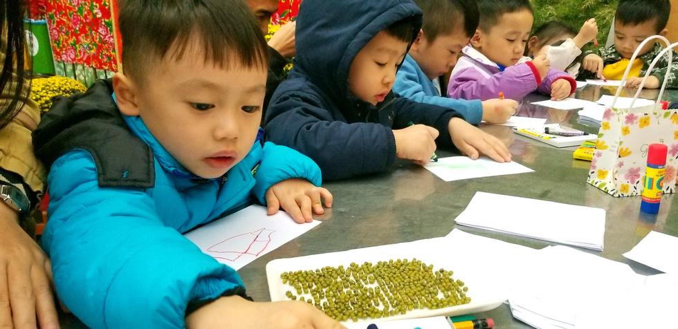 Lì xì hạt giống, gieo hạt may mắn đầu năm - Ảnh 3.