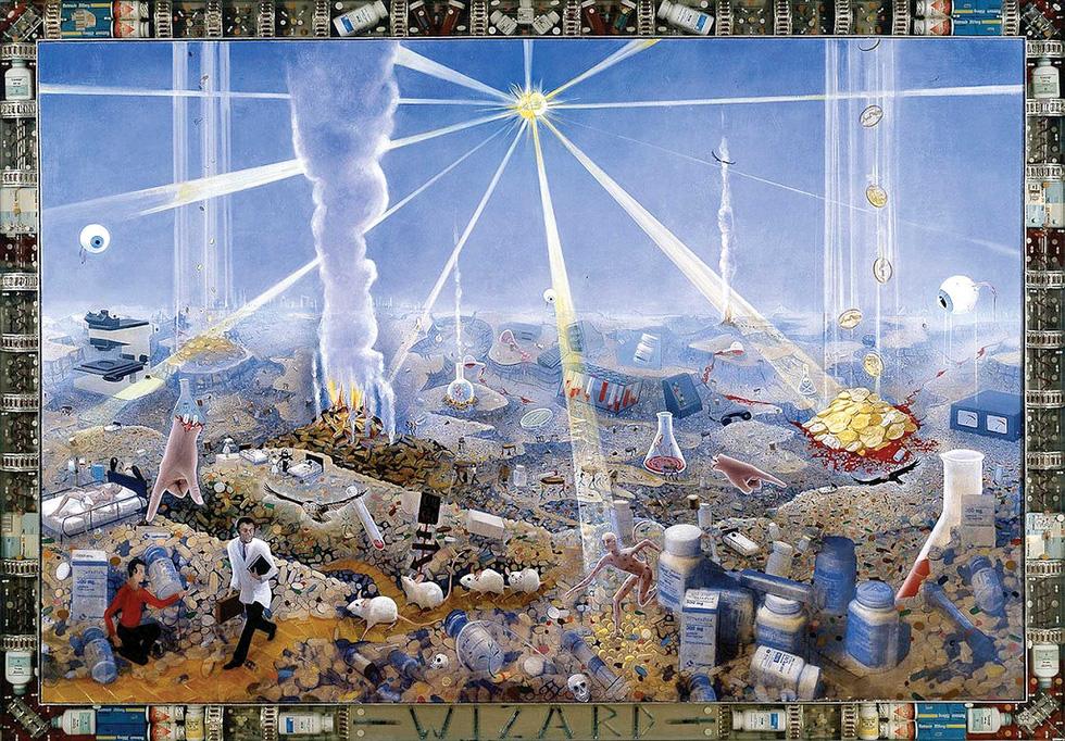 Chuột: Minh họa cho huyền thoại, lòng tin và cả ảo tưởng của chúng ta - Ảnh 3.