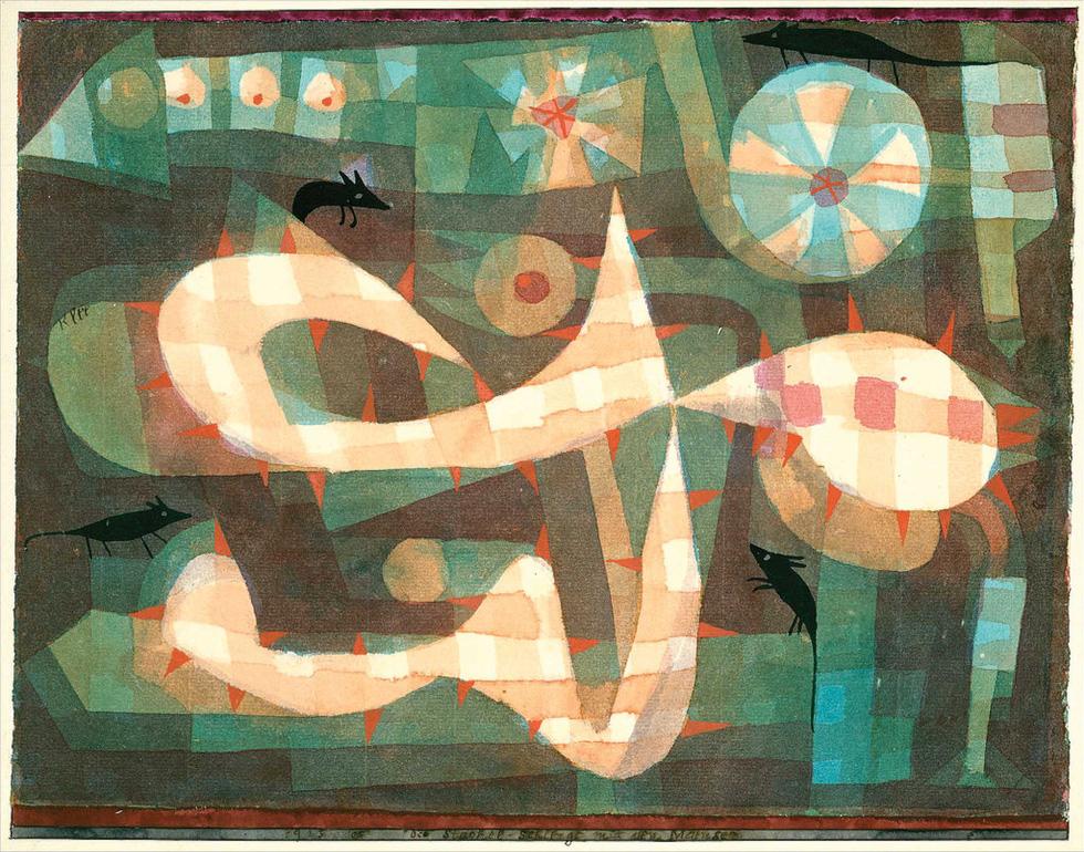 Chuột: Minh họa cho huyền thoại, lòng tin và cả ảo tưởng của chúng ta - Ảnh 5.