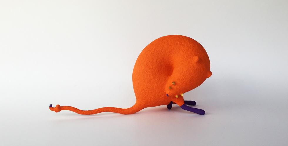 Ấn tượng tranh chuột đón xuân Canh Tý của họa sĩ ba miền - Ảnh 11.
