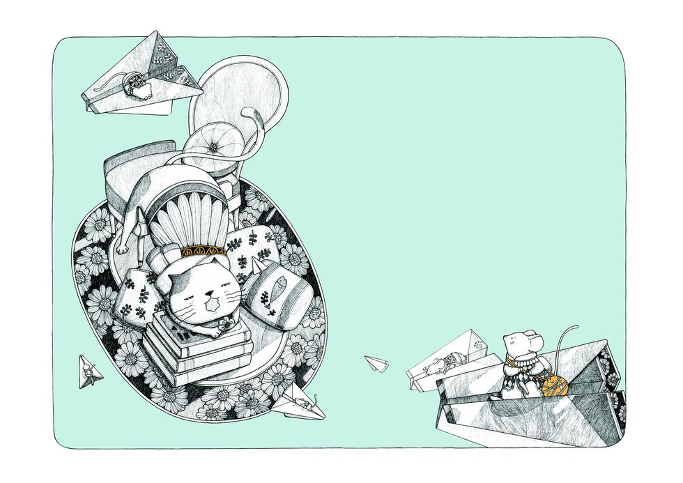 Ấn tượng tranh chuột đón xuân Canh Tý của họa sĩ ba miền - Ảnh 13.