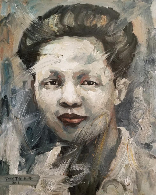 Ngắm chân dung các văn nghệ sĩ, trí thức tài hoa và truân chuyên - Ảnh 28.