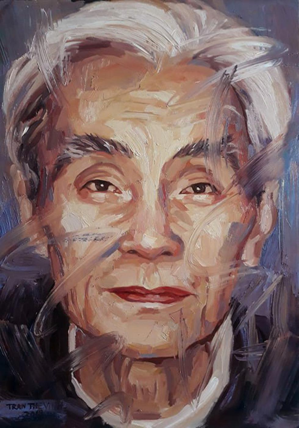Ngắm chân dung các văn nghệ sĩ, trí thức tài hoa và truân chuyên - Ảnh 14.