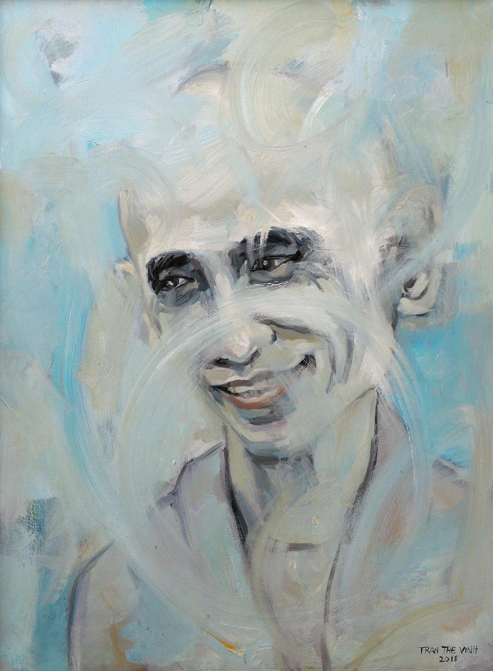 Ngắm chân dung các văn nghệ sĩ, trí thức tài hoa và truân chuyên - Ảnh 16.