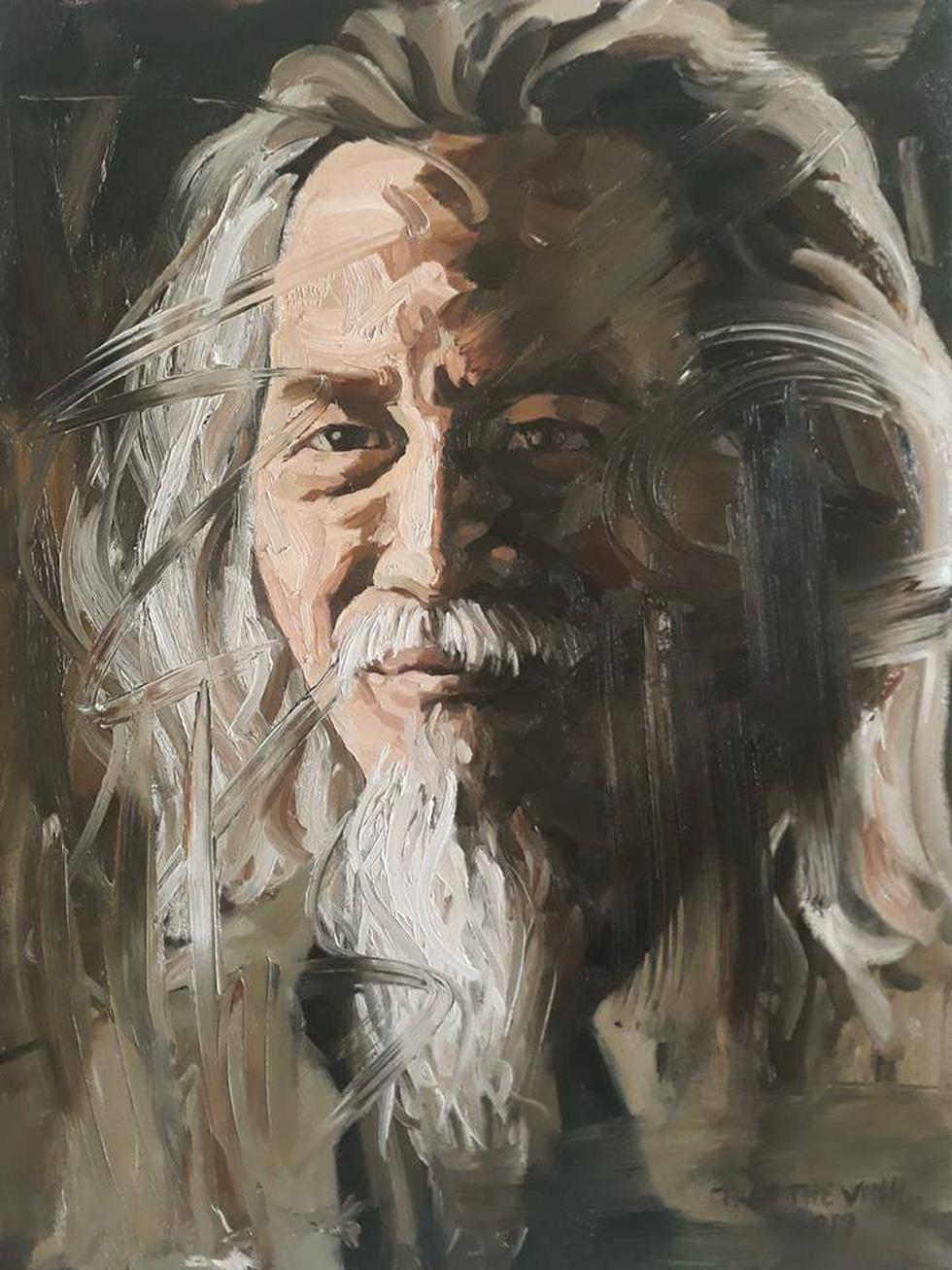 Ngắm chân dung các văn nghệ sĩ, trí thức tài hoa và truân chuyên - Ảnh 33.