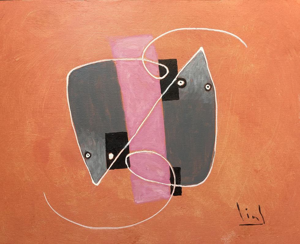 Ấn tượng tranh chuột đón xuân Canh Tý của họa sĩ ba miền - Ảnh 2.