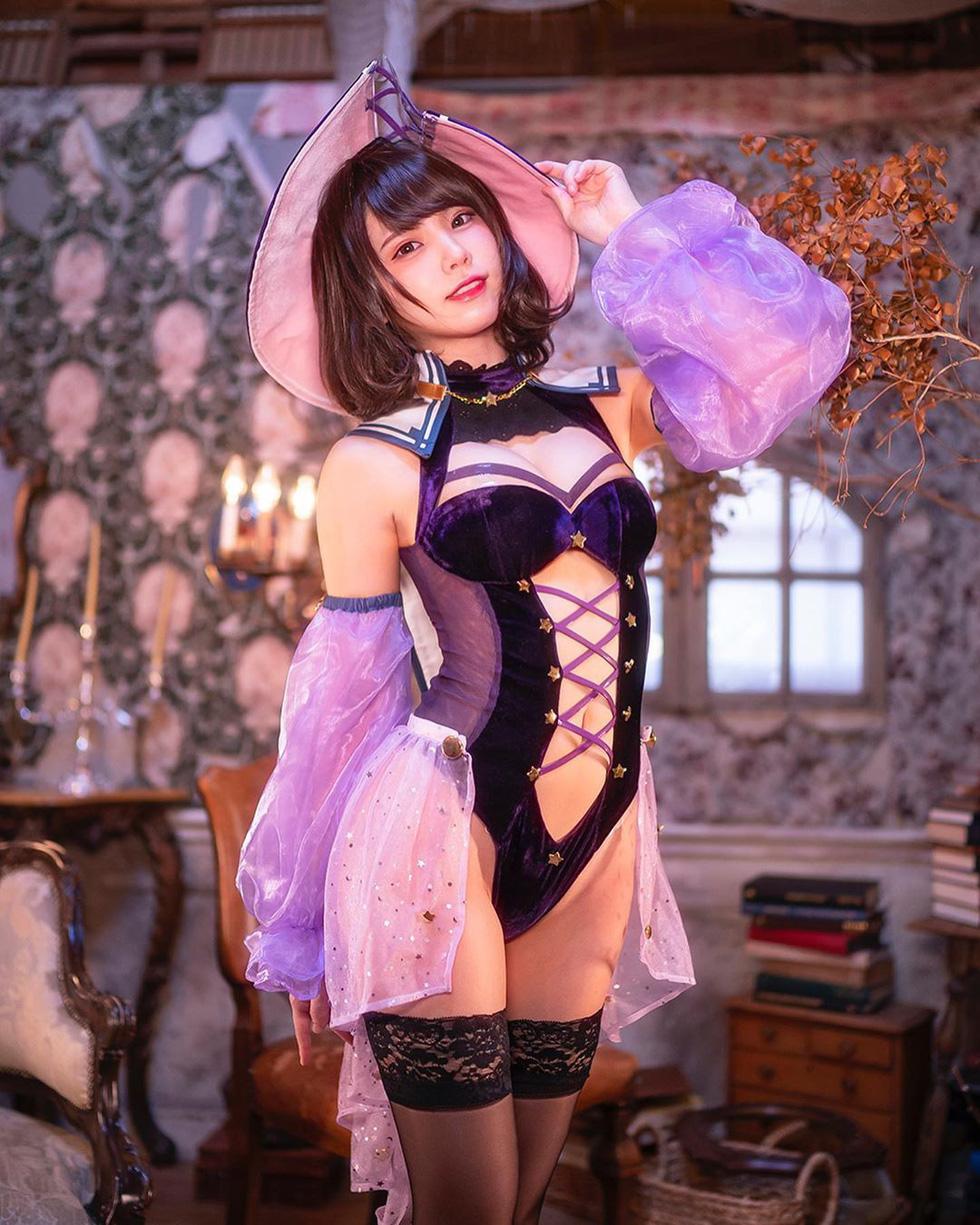 Hóa trang cosplay giúp Enako kiếm 2 tỉ đồng chỉ trong một ngày - Ảnh 1.