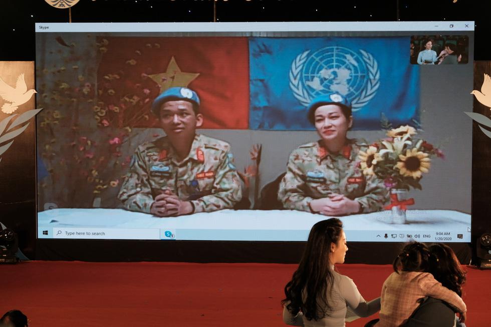 Gửi mùa xuân quê nhà tới chiến sĩ mũ nồi xanh Việt Nam ở Nam Sudan - Ảnh 3.
