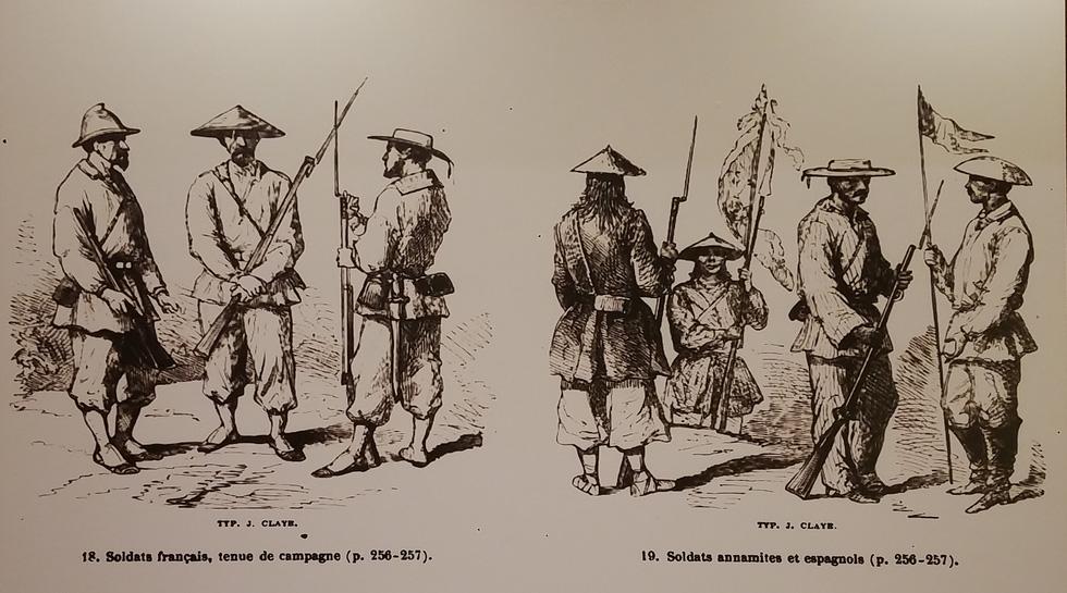 Choáng ngợp với tư liệu, hình ảnh Nam Kỳ và Sài Gòn xưa - Ảnh 20.