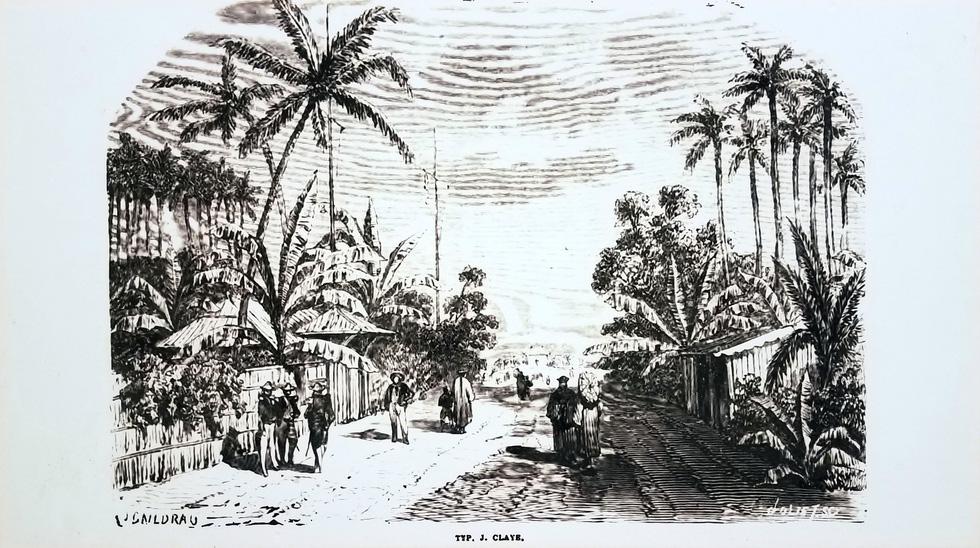 Choáng ngợp với tư liệu, hình ảnh Nam Kỳ và Sài Gòn xưa - Ảnh 7.