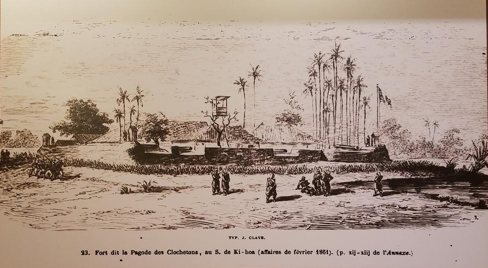 Choáng ngợp với tư liệu, hình ảnh Nam Kỳ và Sài Gòn xưa - Ảnh 19.
