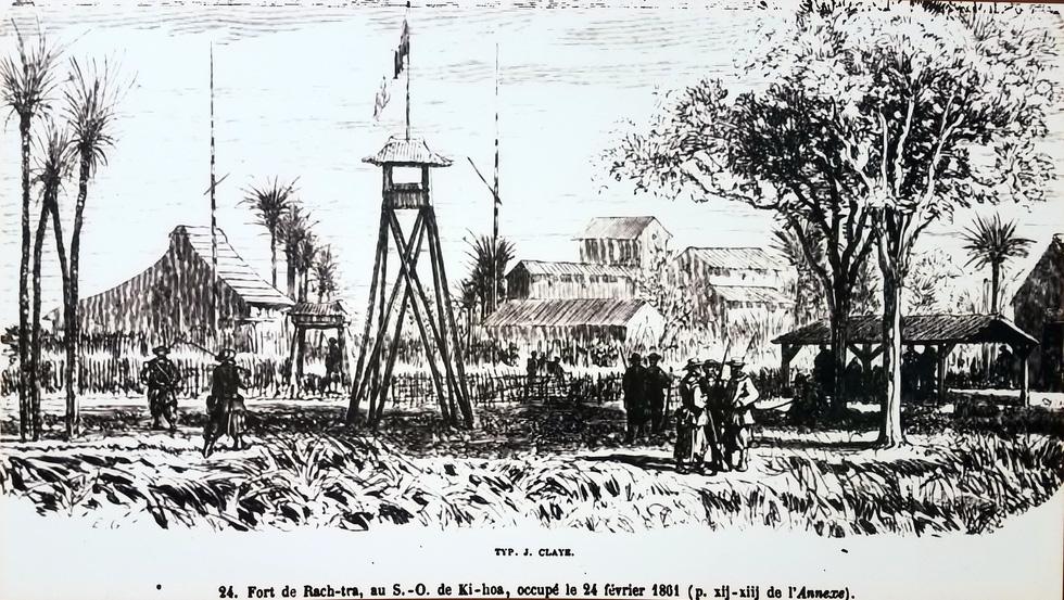 Choáng ngợp với tư liệu, hình ảnh Nam Kỳ và Sài Gòn xưa - Ảnh 18.