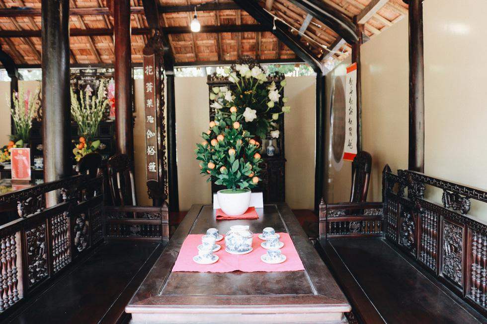 Ngắm những không gian tết cổ truyền của ba miền ở Lễ hội Tết Việt - Ảnh 5.