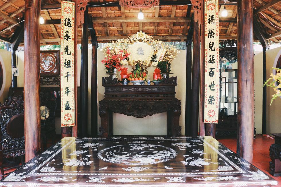 Ngắm những không gian tết cổ truyền của ba miền ở Lễ hội Tết Việt - Ảnh 3.