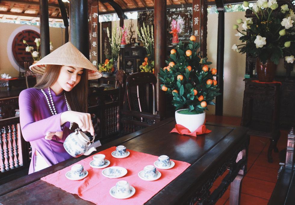 Ngắm những không gian tết cổ truyền của ba miền ở Lễ hội Tết Việt - Ảnh 11.