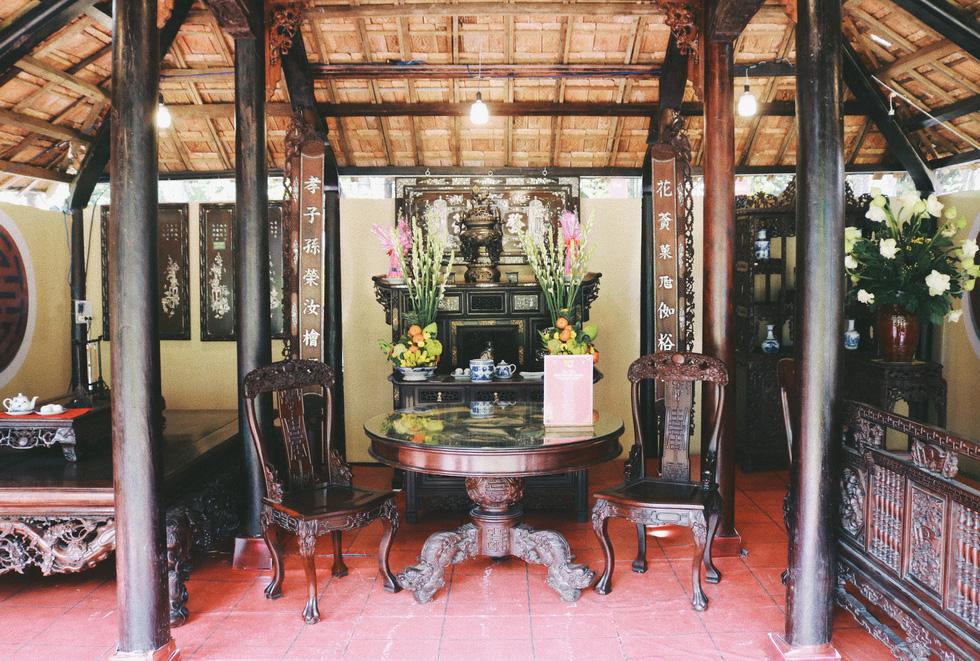 Ngắm những không gian tết cổ truyền của ba miền ở Lễ hội Tết Việt - Ảnh 1.