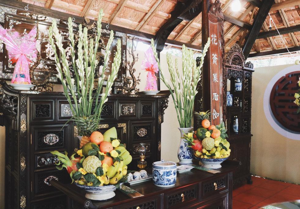 Ngắm những không gian tết cổ truyền của ba miền ở Lễ hội Tết Việt - Ảnh 14.