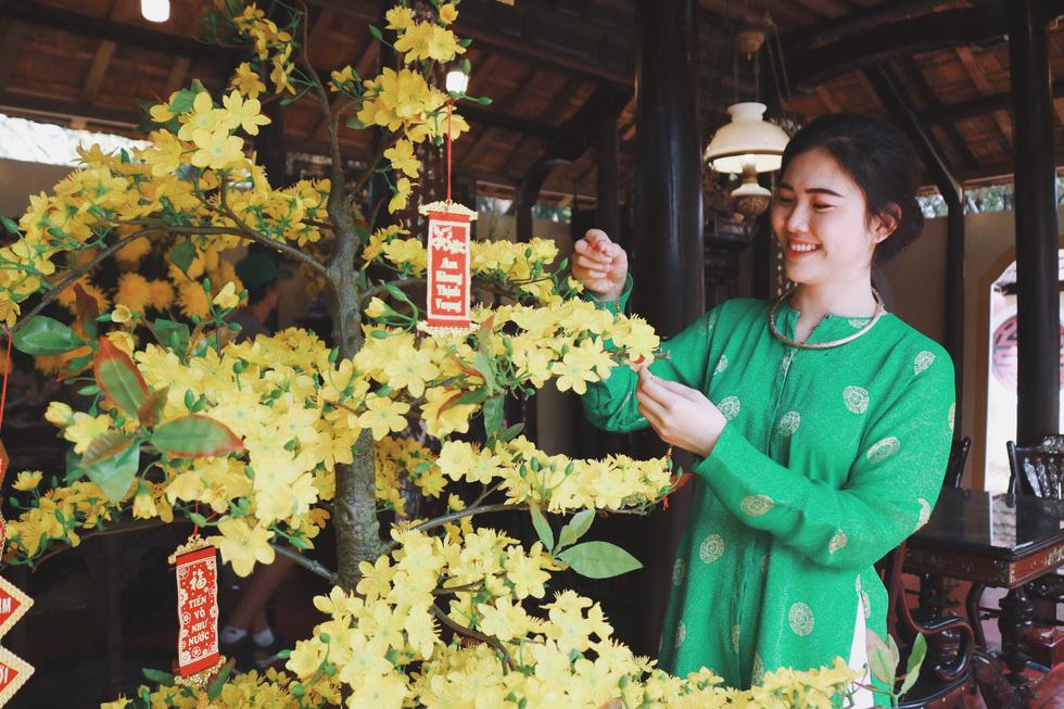 Ngắm những không gian tết cổ truyền của ba miền ở Lễ hội Tết Việt - Ảnh 2.