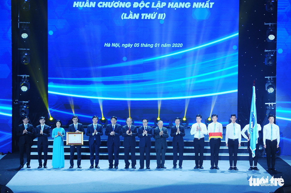Hội Sinh viên Việt Nam đón nhận Huân chương Độc lập hạng nhất lần 2 - Ảnh 2.