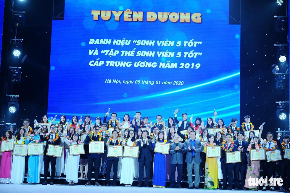 Hội Sinh viên Việt Nam đón nhận Huân chương Độc lập hạng nhất lần 2 - Ảnh 5.
