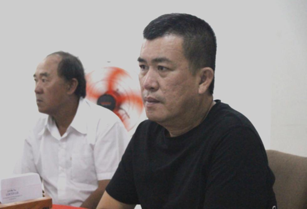 Ca sĩ Giao Linh, diễn viên Lý Hùng, Kiều Minh Tuấn... viếng nghệ sĩ Nguyễn Chánh Tín - Ảnh 4.