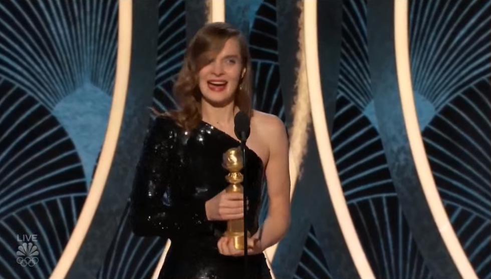 Joker giành giải Giải Quả cầu vàng cho nhạc phim hay nhất Best Original Score - Motion Picture