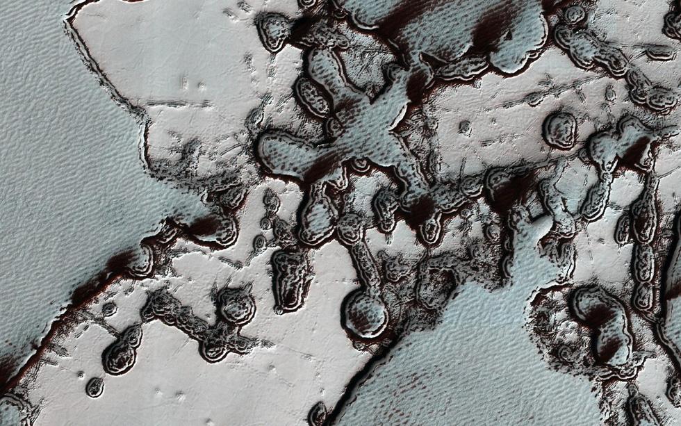Mùa đông trên sao Hỏa như thế nào? - Ảnh 3.