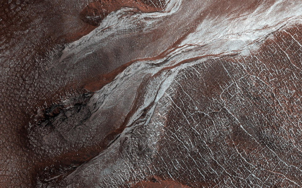 Mùa đông trên sao Hỏa như thế nào? - Ảnh 5.
