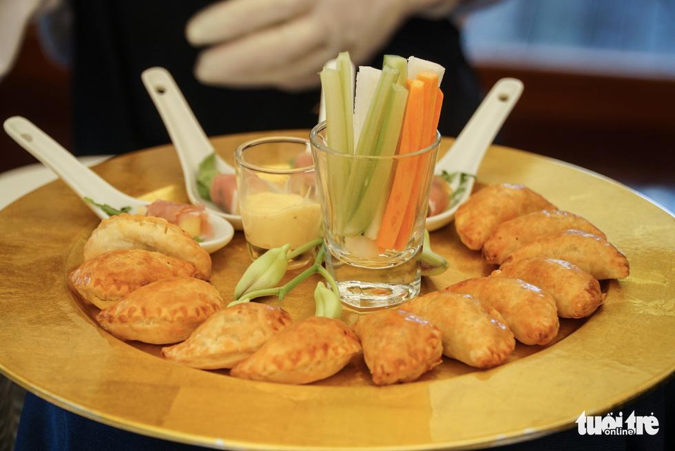 'Balade en France' - lễ hội ẩm thực Pháp giữa lòng Hà Nội - Ảnh 4.