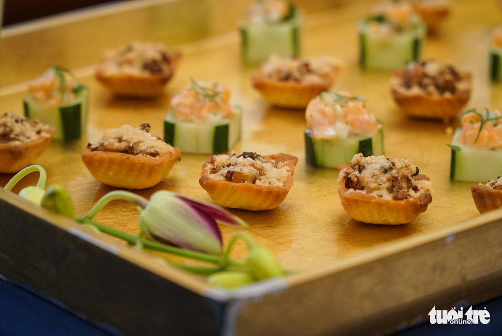 'Balade en France' - lễ hội ẩm thực Pháp giữa lòng Hà Nội - Ảnh 3.