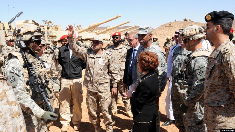 Nếu quân đội Mỹ bị tấn công, các đồng minh Mỹ ở Trung Đông phản ứng thế nào? - Ảnh 3.